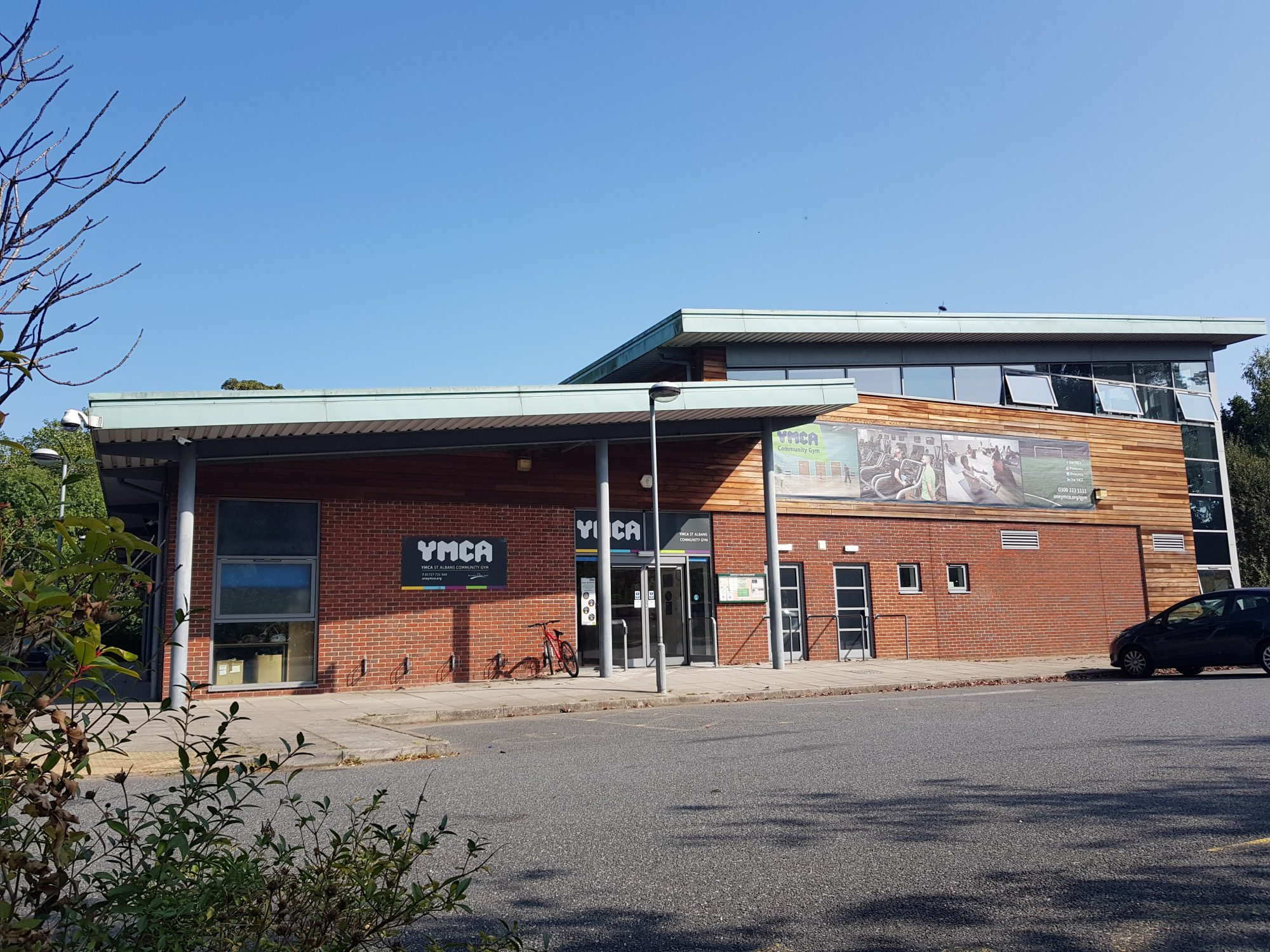 St Albans community gym